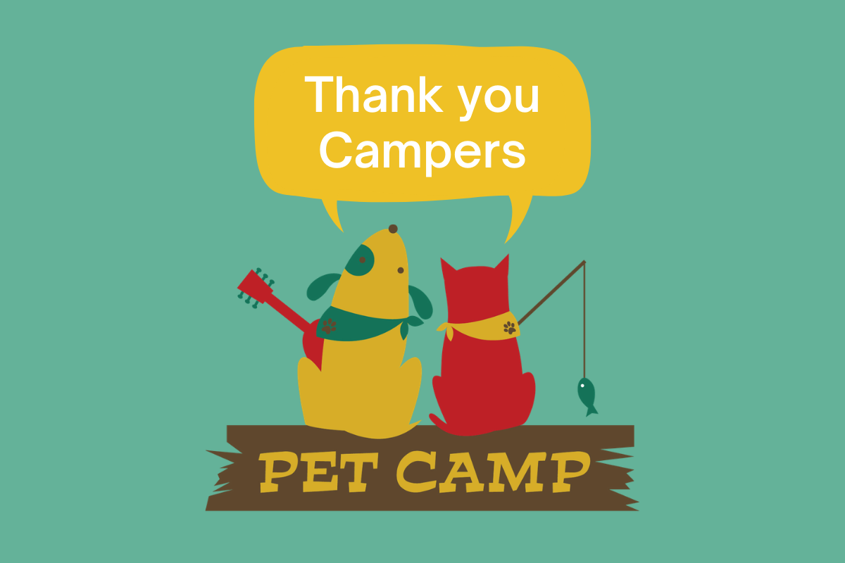 thank you campers