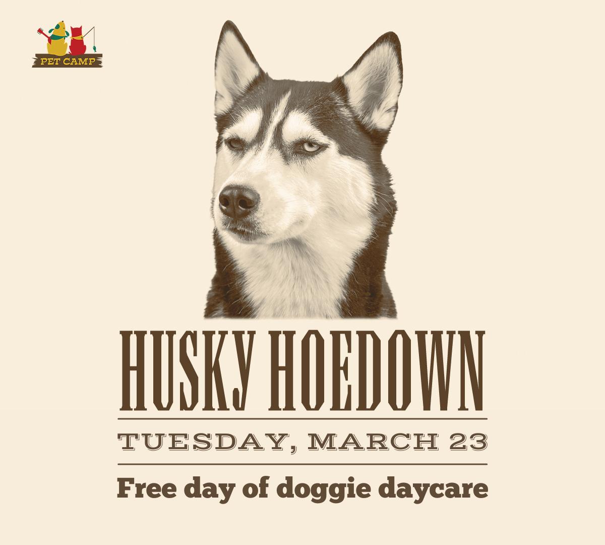 husky hoedown